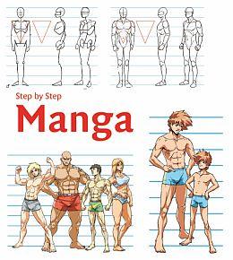 Step by step Manga