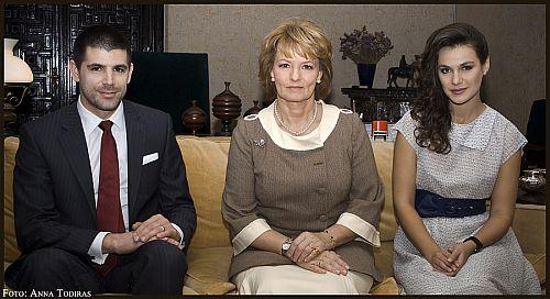 Dragos Bucurenci, Principesa Margareta, Laura Belecciu