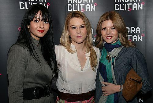 Giulia Anghelescu, Andra Clitan, Bianca Ionita