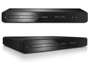 Blu-ray Disc Player Philips