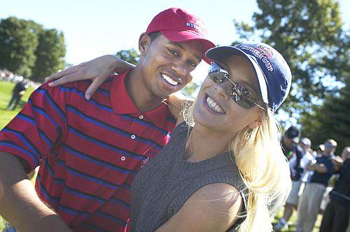 Tiger Woods, Elin Nordegren