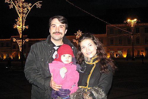 Alexandru Papadopol, Ioana Ginghina, Ruxandra