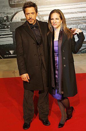 Robert Downey Jr, Susan