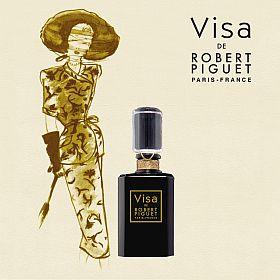 Robert Piguet, Visa
