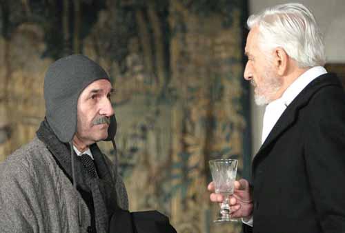 Gheorghe Dinica, Sergiu Nicolaescu