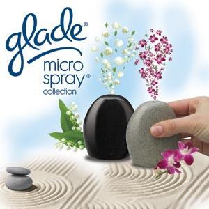 Glade Microspray Collection
