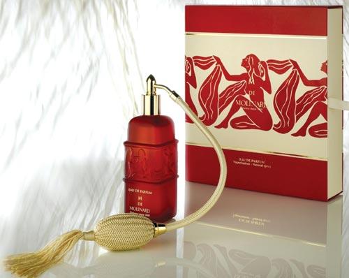 Un parfum de lux: Molinard de Molinard