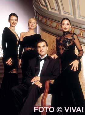 Augusta Dumitrascu (Lazarov), Raluca Moianu, Andreea Marin, Mircea Radu
