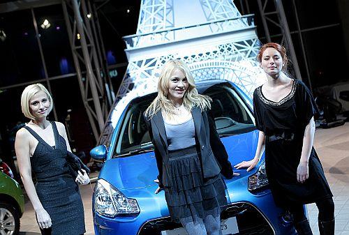 Dana Rogoz, Andreea Patrascu, Laura Cosoi