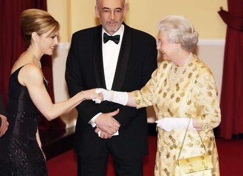 Regina Elisabeta a-II-a, Madonna