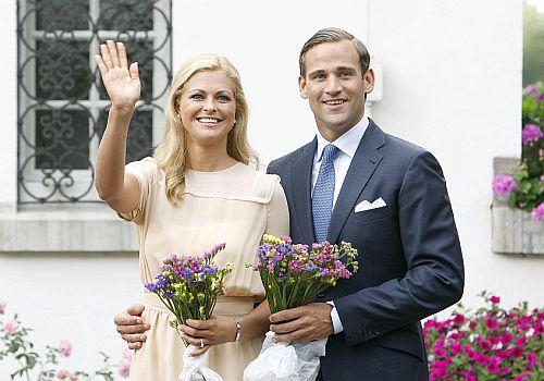 prinesa Madeleine a Suediei, Jonas Bergstrom