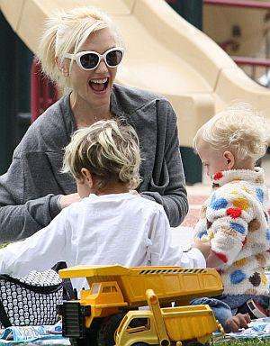 Gwen Stefani, copii