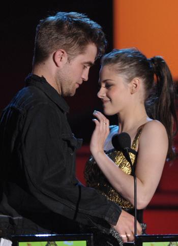 Robert Pattinson, Kristin Stewart