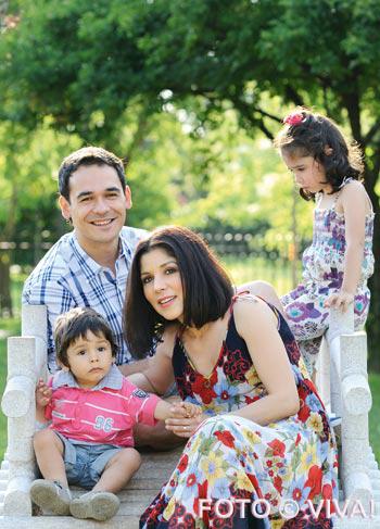 Razvan Simion, familie