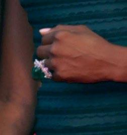 inel, Naomi Campbell