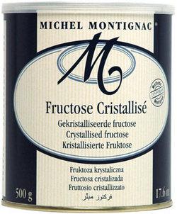 Fructoza cristalizata din gama Michel Montignac