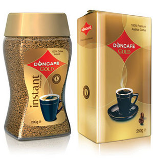 Momente de rasfat cu Doncafé Gold