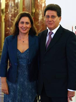 Gilda Lazar, Dan Pascariu