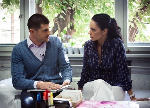 Dragos Bucurenci, Andreea Marin Banica