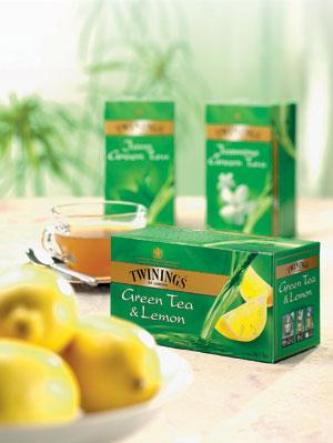 Selectia de ceaiuri Green Tea Twinings