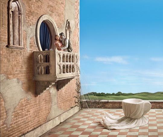 Calendarul Lavazza 2011