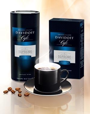 Noua editie limitata DAVIDOFF CAF‰