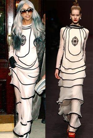 Lady Gaga, Ingrid Vlasov
