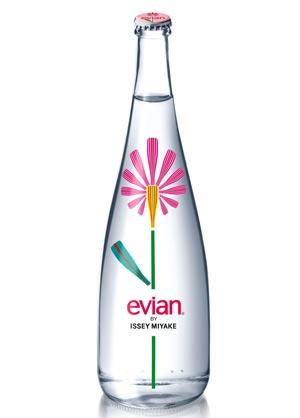 Evian by Issey Miyake