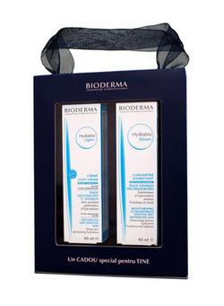Cadoul Hydrabio de la Bioderma pentru pielea deshidratata contine: