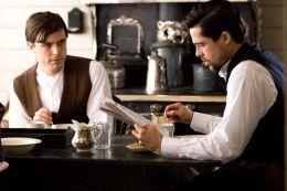 Brad Pitt, Casey Affleck