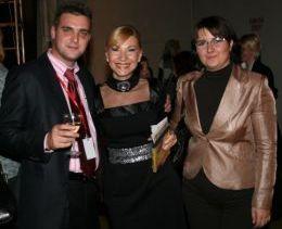 Bogdan Buium, Dana Dinca, Cristina Ricu