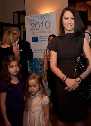 Amalia Nastase, Emma, Alessia