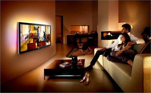 Philips Cinema 21:9 Platinum - primul televizor 3D cu proportiile ecranului de cinema