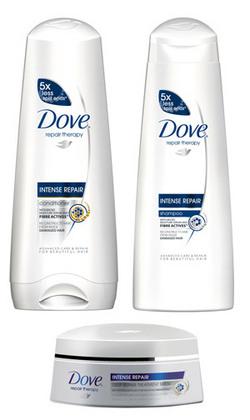 Dove Repair Therapy pentru par degradat