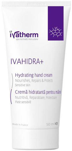 Ivahidra+, Crema Hidratanta pentru maini de la Ivatherm