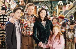 Familia lui Mos Craciun