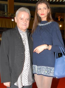 Irinel Columbeanu, Monica Columbeanu