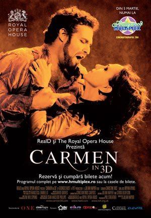 Carmen 3 D