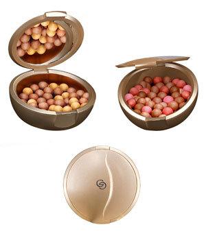 Perle bronzante Giordani Gold de la Oriflame