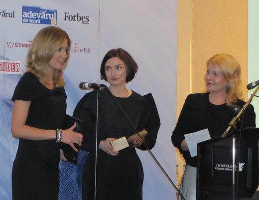 Amalia Enache, Paula Herlo, Dana Deac