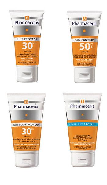 Gama Pharmaceris S pentru protectie solara