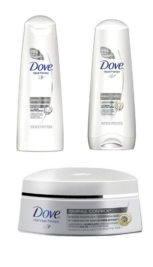 Dove Hair Fall Control - pentru un par sanatos si plin de viata
