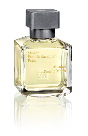 Absolue pour le matin – un parfum Francis Kurkdjian