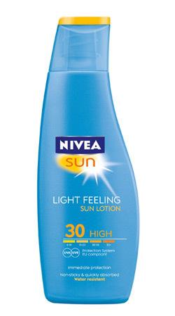 Noile produse pentru protectie solara de la NIVEA