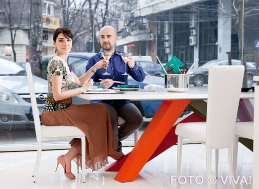 Mihai Dobrovolschi, Delia Codreanu