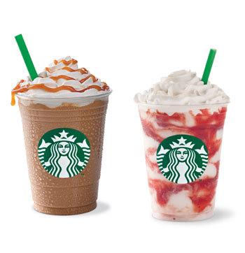 Personalizeaza-ti propriul Frappuccino la Starbucks