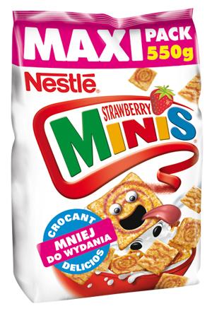 Nestle Strawberry Minis