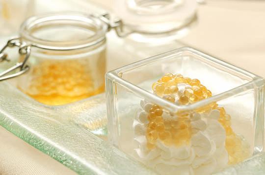 caviar de amaretto