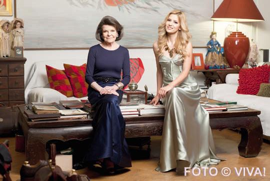 Printesa Marina Sturdza, Amalia Enache