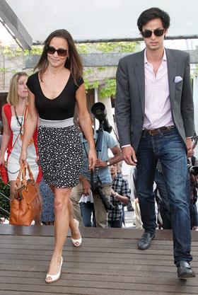 Pippa Middleton, Alex Loudon